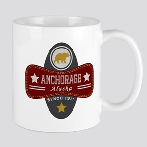 Anchorage Nature Marquis Mug