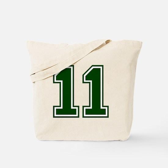 green11.png Tote Bag