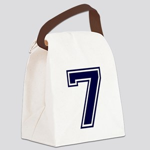 bluea7 Canvas Lunch Bag