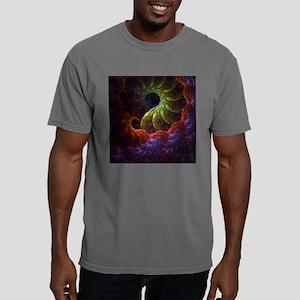 rainbow eye Mens Comfort Colors Shirt