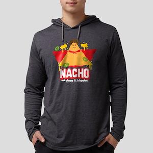 Nacho Mens Hooded Shirt