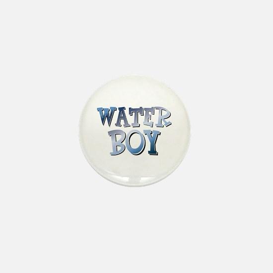 Water Boy Waterboy Mini Button