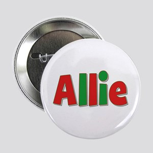 Allie Christmas Button