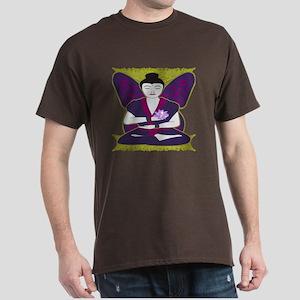 Lotus Girl Dark T-Shirt