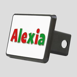 Alexia Christmas Rectangular Hitch Cover