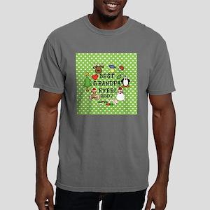 AO BEST GRANDPA2 Mens Comfort Colors Shirt