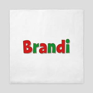 Brandi Christmas Queen Duvet