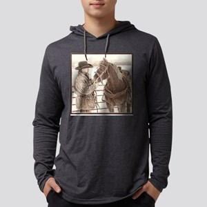 cowq_tod_front Mens Hooded Shirt
