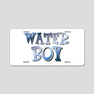 Water Boy Waterboy Aluminum License Plate