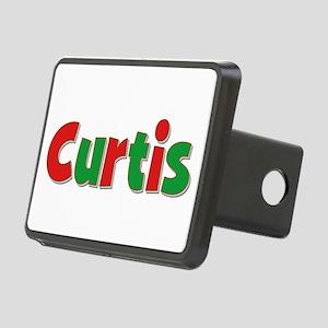 Curtis Christmas Rectangular Hitch Cover