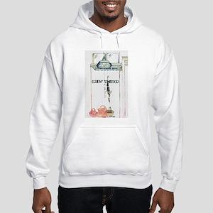 Cafe Hooded Sweatshirt