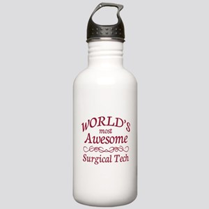 Awesome Surgical Tech Stainless Water Bottle 1.0L