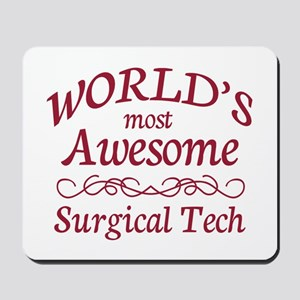 Awesome Surgical Tech Mousepad