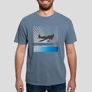 Aircraft Vans RV-6 Mens Comfort Colors Shirt