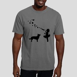 Australian-Kelpie28 Mens Comfort Colors Shirt