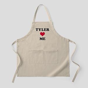 Tyler Loves Me Apron