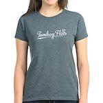 Tomboy Flair Support Women's Dark T-Shirt
