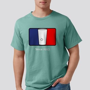 SHIRT_league_year_white Mens Comfort Colors Shirt
