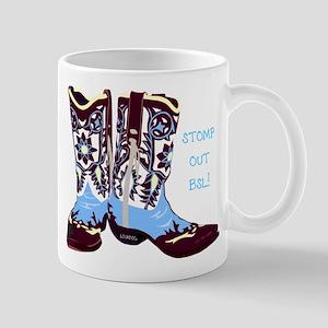 STOMP OUT BSL! Mug