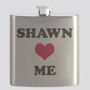 Shawn Loves Me Flask