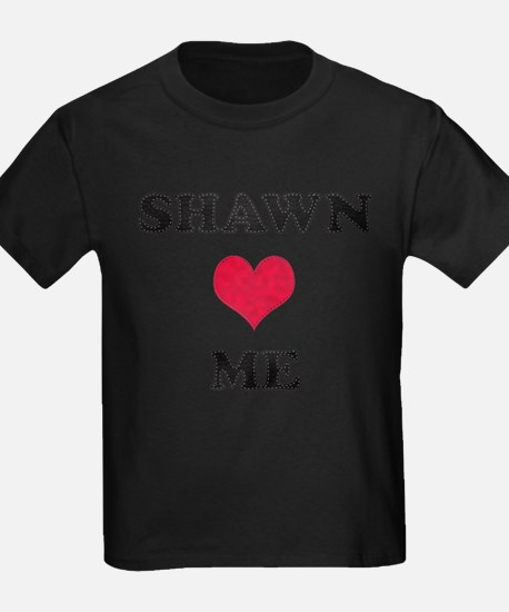 Shawn Loves Me T