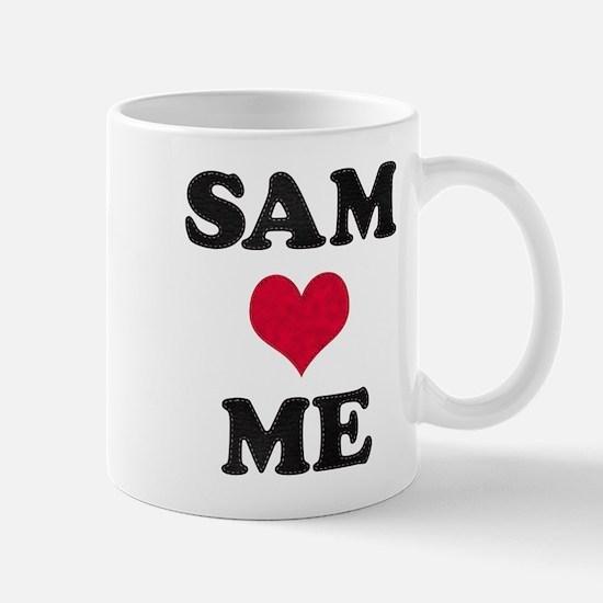 Sam Loves Me Mug