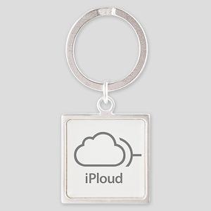 iPloud Square Keychain