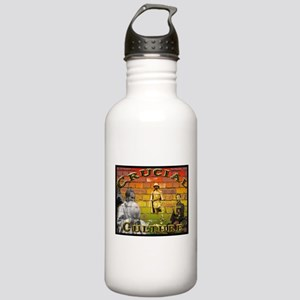 Crucial Culture Stainless Water Bottle 1.0L