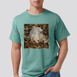 Leaves square Mens Comfort Colors Shirt