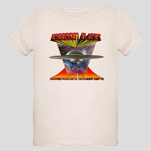 United Planets Cruiser Organic Kids T-Shirt