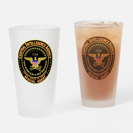Cia Drinking Glass