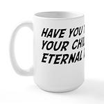 Religion Means Eternal Damnation for Children Larg