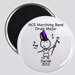 Drum Major - Derek Magnet
