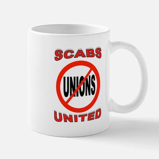 RIGHT TO WORK Mug