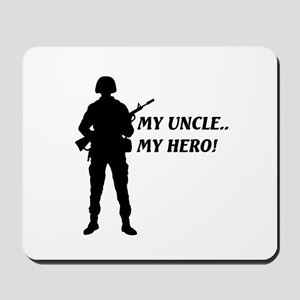 My Uncle, My Hero!... Mousepad