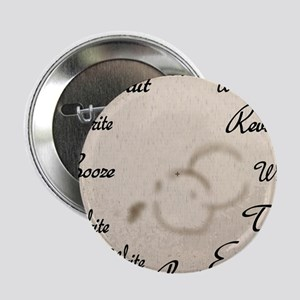 "Writer's Clock 2.25"" Button"