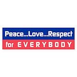 Personalized Political Bumper Sticker