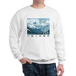1983 China Mount Everest Postage Stamp Sweatshirt