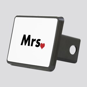 Mr and Mrs Rectangular Hitch Cover