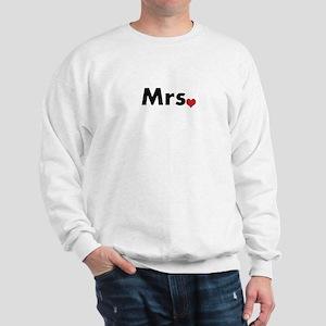 Mr and Mrs Sweatshirt