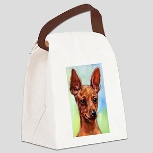 MinPin Canvas Lunch Bag