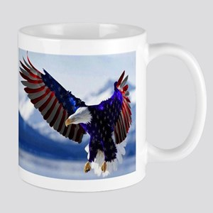 All American Eagle Mug