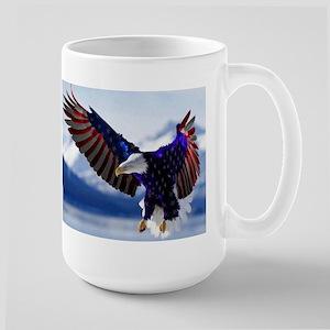 All American Eagle Large Mug