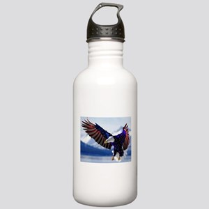 All American Eagle Stainless Water Bottle 1.0L