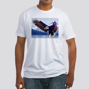 All American Eagle Fitted T-Shirt