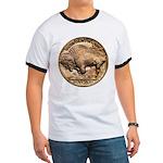 Nickel Buffalo-Indian Ringer T