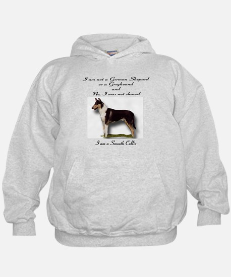 Unique Smooth collies Hoodie