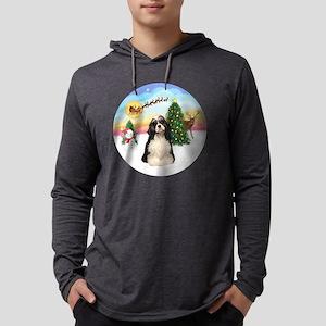 R-TakeOff-Cocker-parti Mens Hooded Shirt