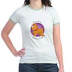 Mutts Do It Jr. Ringer T-Shirt
