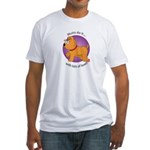Mutts Do It Fitted T-Shirt